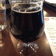 McLaughlin's Red Eye Porter -- this is amazing! It tastes like an amazing iced coffee! This is one of my favorites!