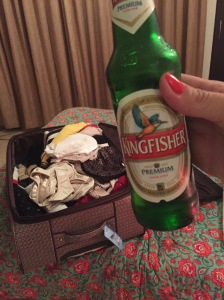 Kingfisher makes unpacking fun!